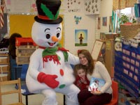 snowman-charactor